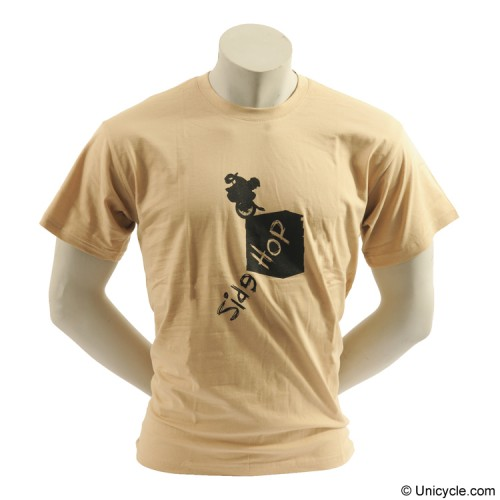 T-Shirt Monociclo Side Hop