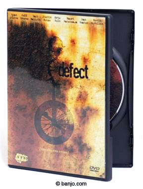 Defect DVD - Monociclo Trial/Street