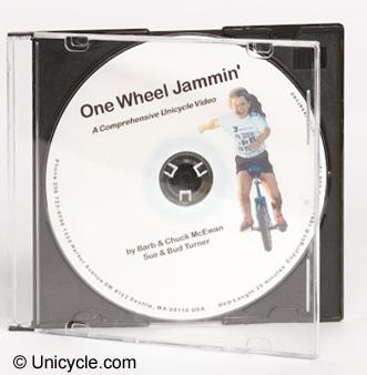 One Wheel Jammin - DVD de monociclo