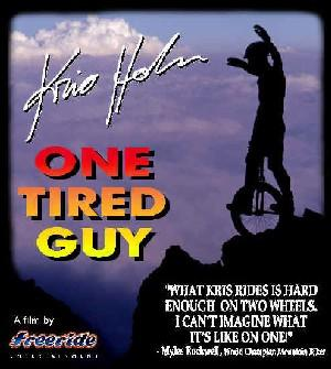 One Tired Guy de DVD Monociclo con Kris Holm